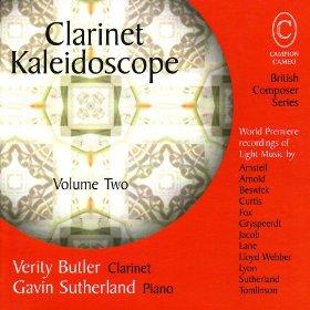 Clarinet Kaleidoscope Volume II